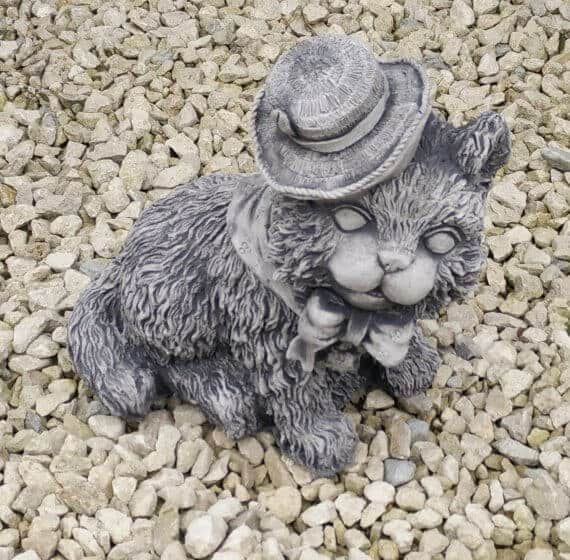 366 katje met hoed