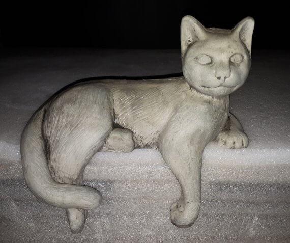 385 kat hangende poten