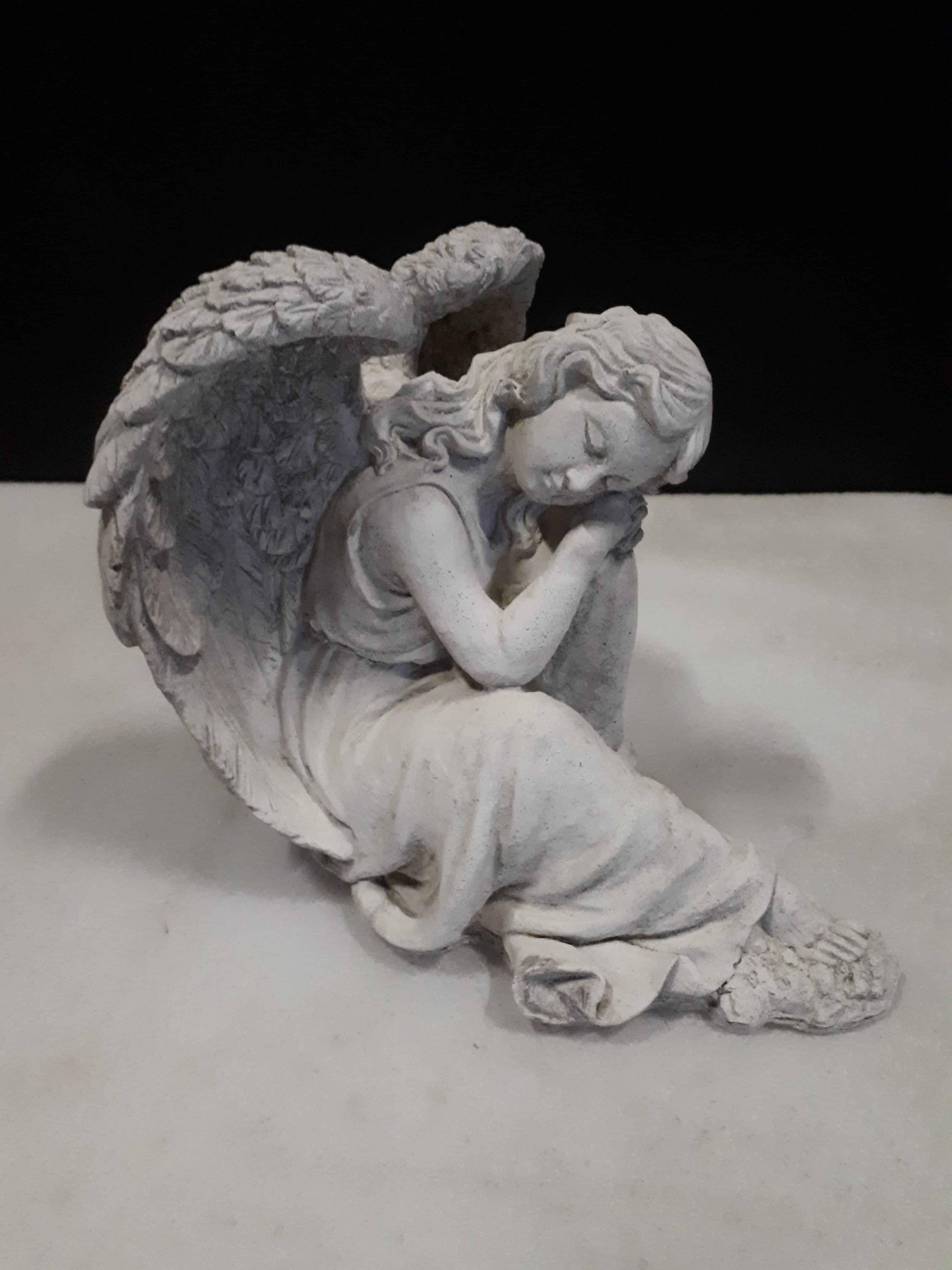 L201 engel elegance 25 cm hoog