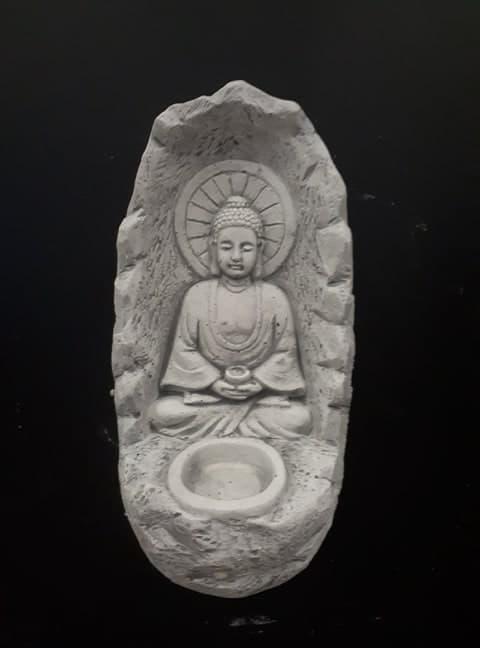 427 hanger boeddha teelichthouder