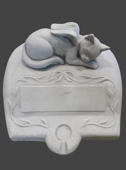 H1632 gedenksteen kat
