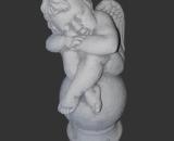 H811 engel op bol klein 42 cm